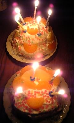 ヒャッハー!ケーキは完食だー!